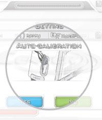 auto-calibration system