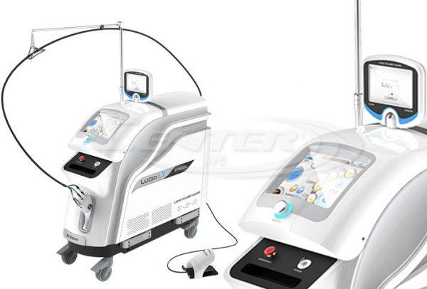 BISON Lucid LY™ s impulzom dĺžky 1064 nm, pulzný laser