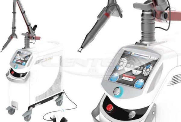 BISON Lucid Q-PTP™, Q-Switched Nd:YAG laser